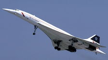 Golden Bear Concorde (JULIET)